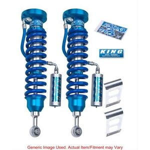 King Shocks 25001 143 Front Coilovers Fits 2007 Toyota Tundra