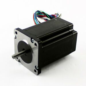 Nema23 425oz in 2 8a Stepper Motor Dual Shaft kl23h286 20 8b