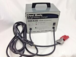 24 Volt Battery Charger 40510a For Clarke American Lincoln Floor Scrubbers