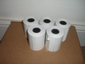Point Of Sale Thermal Receipt Paper 119 X 3 1 8 Fd100 200 300 Creditcard Receipt