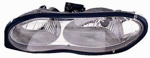 New Driver Side Headlight For 1998 1999 2000 2001 2002 Chevy Camaro