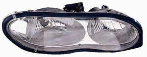New Passenger Side Headlight For 1998 1999 2000 2001 2002 Chevy Camaro