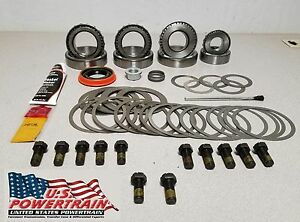 Drk 331mk Dana 60 Master Install Kit Chevy Dodge Ford Gmc Plymouth