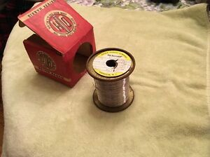 Nichrome Resistance Wire 24 Awg Gauge Approx 1000 Ft 1 59ohm ft Us Made