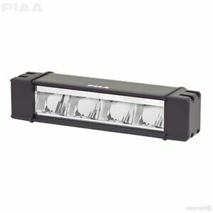 Piaa 07410 Piaa Rf Series 10 Led Light Bar Driving Beam Single Sae Compliant