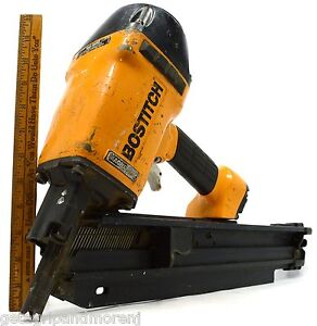 Bostitch n88wwb High Power Industrial Framing Nailer Clipped Head 2 3 5 28 Deg