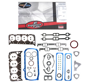 Full Engine Overhaul Gasket Set For 1993 1997 Chevrolet Pontiac 350 5 7l Lt1