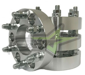 4 Wheel Adapters 6x4 5 To 6x5 5 1 2 20 1 25 Inch 6x114 3 To 6x139 7 Spacers
