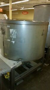 Stainless Steel Mixing Tank Ss Food Quality