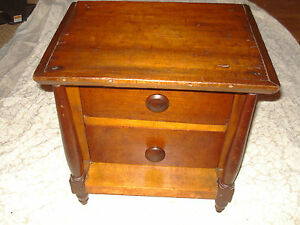 Sale Child S Two Drawer Empire Chest C 1800 1810