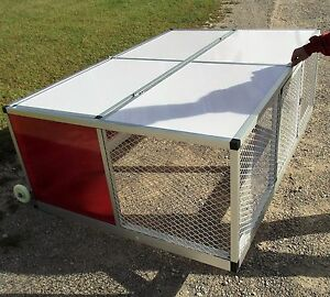 Small Rite Farm Products Lifetime Series Mobile Broiler Pen Coop Poultry Chicken