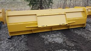 Snow Pusher Box Blade Plow Mini Loader 12 Ft Best Value Guaranteed