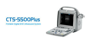 Siui 5500 Plus Ultrasound With Convex Or Linear Probe