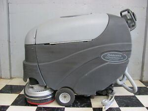 Automatic Scrubber Information On Purchasing New And
