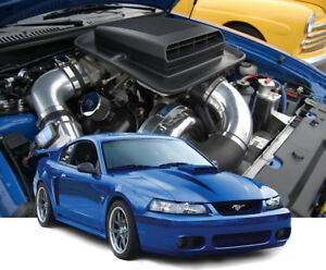 Procharger 2003 04 Mustang Mach 1 4 6 4v Stage Ii Intercooled Tuner Kit W P1sc 1