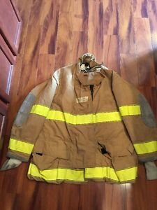 Firefighter Turnout Bunkercoat Globe Size 52x35 Halloween Costume