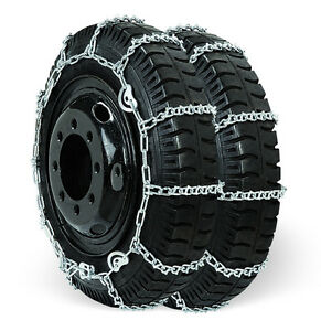 Grizzlar Gsl 4851cam Truck V bar Cam Alloy Tire Chains 12 22 5 295 80 22 5