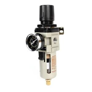 Air Regulator Oil Water Seperator Filter Pneumatic Regulator Aw4000 04 G1 2