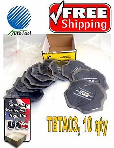 Otr Bias Tire Repair Patch 3 Off Road Agricultural Tire 4 1 2 Box Of 10
