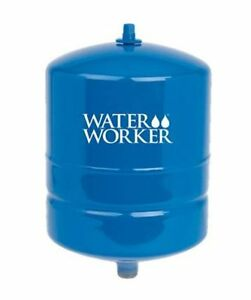 Waterworker Ht 4b In line Pressure Well Tank 4 gallon Capacity Blue