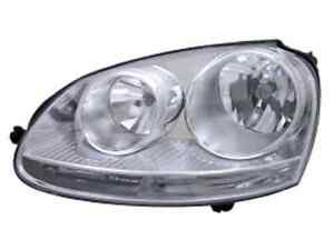 New Volkswagen Rabbit 2006 2007 2008 2009 Left Driver Headlight Head Light
