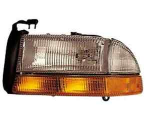 New Dodge Dakota 1998 1999 2000 2001 2002 2003 2004 Left Driver Headlight Light