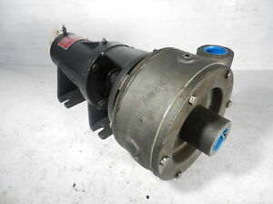 Gusher P1 25x1 5 7 Seh cb Stainless 5 75 Impeller Pump New Surplus