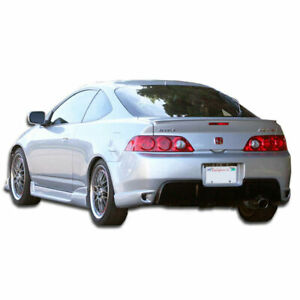 I Spec 2 Rear Bumper Body Kit 1 Pc For Acura Rsx 05 06 Duraflex