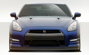 R35 Oer Facelift Conversion Front Bumper Body Kit 1 Pc For Nissan Gt R