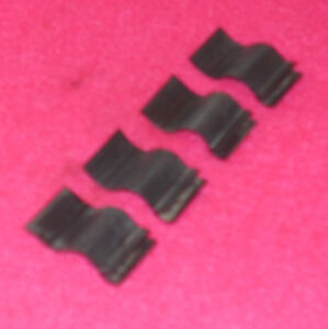 1969 1970 Mustang Boss Shelby Cougar Orig Windshield Base Trim Insulator Spacers