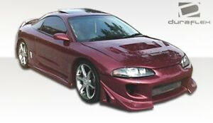 Eagle Talon Blits Body Kit 4 Piece Fits Mitsubishi Eclipse 97 99 Duraflex