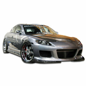 M 1 Speed Body Kit 4 Piece Fits Mazda Rx 8 04 08 Duraflex