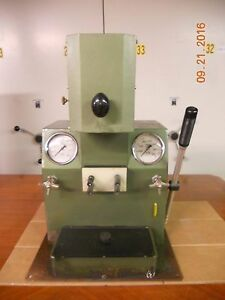 Used Diesel Caterpillar Fuel Injector Tester