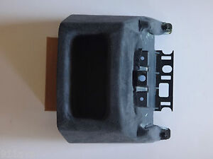 Porsche 997 C4 Gt 3 Rs Turbo S Gt2 Alcantara Center Console Rear Extension