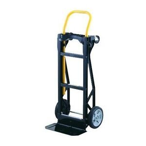 Hand Trucks And Dollies Convertible Furniture Movers Appliance Equipment Moving