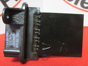 Jeep Wrangler Liberty A C And Heater Blower Motor Resister New Oem Mopar
