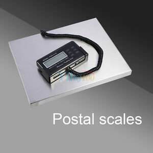 Heavy Duty 660 Lb X 0 1 Lb Digital Shipping Postal Scale 300 Kg Big Sale