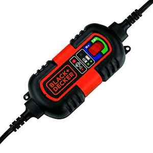 Motorcycle Battery Automatic Float Charger Trickle Maintainer Tender 6v 12v Rv