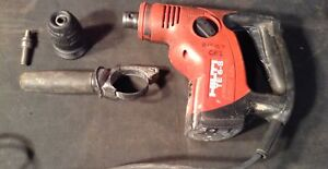 Hilti Te 6 s Corded 120v Rotary Hammer Drill