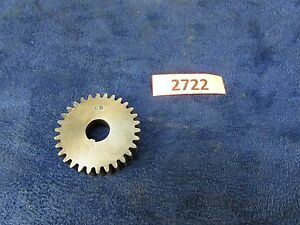 1905 Rivett 608 Lathe Carriage Intermediate Rack Gear 2722