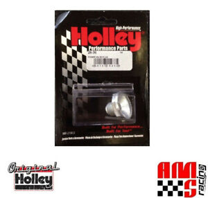 Holley 26 36 Power Valve Plug Block Off Gasket