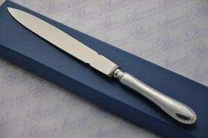 Sheffield Sterling Silver Handled Letter Opener Old English Pattern 1924