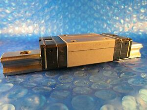 Thk Hsr20r1 160l Linear Bearing Block Guide Rail Hsr20 Hsr20r1