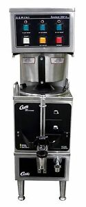 Wilbur Curtis Gem 300 Il Automatic Satellite Coffee Brewer Maker W Gem 3 Server