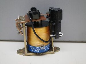 Potter Brumfield Klt5d Relay 12v Dc 12vdc