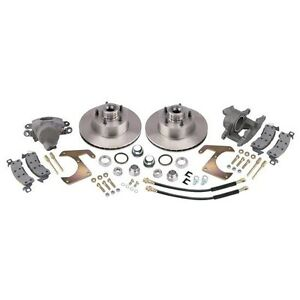 1947 1959 Chevrolet Gmc Truck Front Disc Brake Conversion Kit 1 2 Ton Truck 5lug