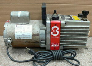 Edwards 8 E2m8 Two Stage Vacuum Pump