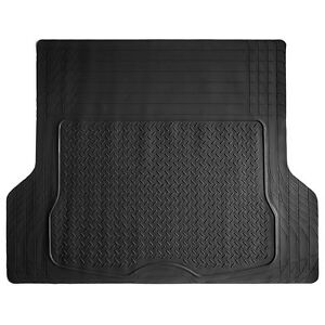 Heavy Duty Hd Rubber Cargo Liner Floor Mat Weathershield Trim To Fit All Season