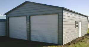 Garages steel Buildings carports sheds barnes rvports workshops boatcovers