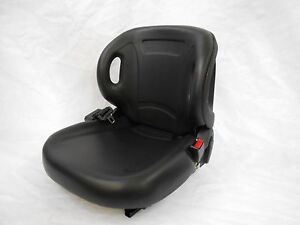 New Molded Toyota Forklift Seat With Seatbelt Switch Premium Quality Belt pt